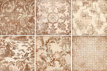 Iris Ceramica Maiolica 563212_OrnamentaCorda , Spazi pubblici, Bagno, Ceramica, rivestimento, Superficie lucida, bordo non rettificato