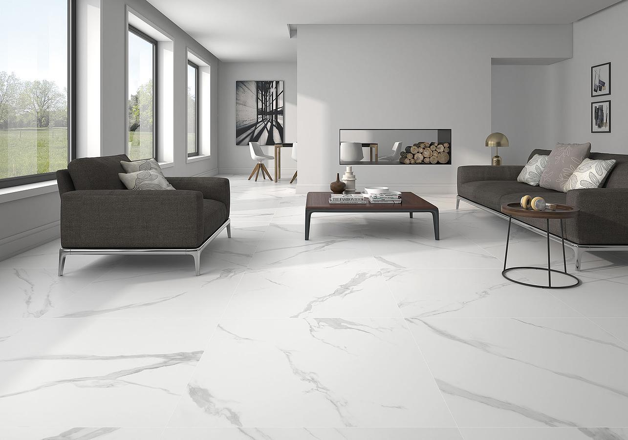 White Soul Porcelain Tiles by ITT Ceramic. Tile.Expert – Distributor ...