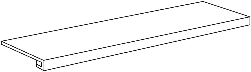 Tile 85258_IconScubaGradinoCostaRettax3,2Lap.Ret., Stone Effect