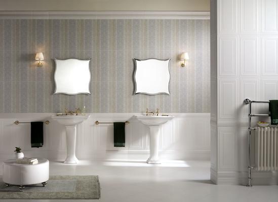 Boiserie Bagno Ceramica : Boiserie bagno ceramica: piastrelle di ceramica marazzi ideare casa