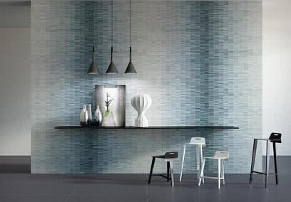 Tile Lea Slimtech Lines And Waves