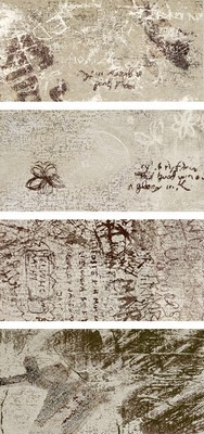 Leonardo Ceramica Word Up GraffitiAlMix , Bedroom, Bathroom, Living room, Concrete effect effect, Brick effect effect, Loft style style, Unglazed porcelain stoneware, wall & floor, Semi-polished surface, Matte surface, Rectified edge, non-rectified edge