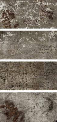 Leonardo Ceramica Word Up GraffitiCeMix , Bedroom, Bathroom, Living room, Concrete effect effect, Brick effect effect, Loft style style, Unglazed porcelain stoneware, wall & floor, Semi-polished surface, Matte surface, Rectified edge, non-rectified edge