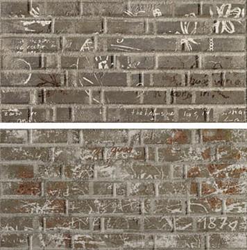 Leonardo Ceramica Word Up Wallgraf.CeMix , Bedroom, Bathroom, Living room, Concrete effect effect, Brick effect effect, Loft style style, Unglazed porcelain stoneware, wall & floor, Semi-polished surface, Matte surface, Rectified edge, non-rectified edge