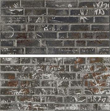 Leonardo Ceramica Word Up Wallgraf.GrMix , Bedroom, Bathroom, Living room, Concrete effect effect, Brick effect effect, Loft style style, Unglazed porcelain stoneware, wall & floor, Semi-polished surface, Matte surface, Rectified edge, non-rectified edge