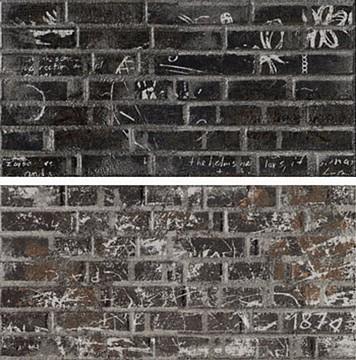 Leonardo Ceramica Word Up Wallgraf.NeMix , Bedroom, Bathroom, Living room, Concrete effect effect, Brick effect effect, Loft style style, Unglazed porcelain stoneware, wall & floor, Semi-polished surface, Matte surface, Rectified edge, non-rectified edge