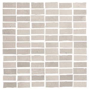 Love Ceramic Tiles Core 663.0097.037_MosaicInternaCoreTortora_30*30 , Bathroom, Public spaces, Living room, Kitchen, Concrete effect effect, Ceramic Tile, wall, Matte surface, Rectified edge, non-rectified edge