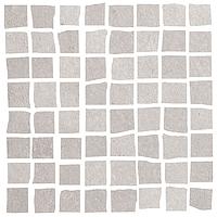 Love Ceramic Tiles Core 663.0098.003_MosaicCoreGrey_17,4*17,4 , Bathroom, Public spaces, Living room, Kitchen, Concrete effect effect, Ceramic Tile, wall, Matte surface, Rectified edge, non-rectified edge