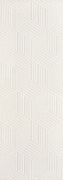 Love Ceramic Tiles Core 664.0133.001_DazzleWhiteRet_35*100 , Bathroom, Public spaces, Living room, Kitchen, Concrete effect effect, Ceramic Tile, wall, Matte surface, Rectified edge, non-rectified edge