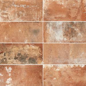 Mainzu Ceramica Adobe ADOBE CALDERA 15x30 , Public spaces, aged effect effect, Ceramic Tile, wall, Matte surface, non-rectified edge