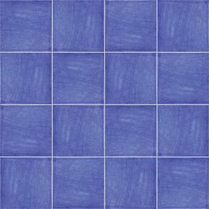 Mainzu Ceramica Calabria CALABRIA COBALTO 15x15 , Living room, Kitchen, Patchwork style style, Handmade style style, Ceramic Tile, wall, Glossy surface, non-rectified edge