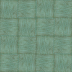 Mainzu Ceramica Calabria CALABRIA MENTA 15x15 , Living room, Kitchen, Patchwork style style, Handmade style style, Ceramic Tile, wall, Glossy surface, non-rectified edge