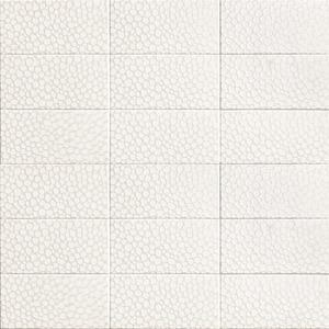 Mainzu Ceramica Fabric FABRIC DOT 10x20 , Bathroom, Patchwork style style, Fabric effect effect, Ceramic Tile, wall, Matte surface, Non-rectified edge