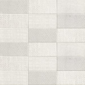 Mainzu Ceramica Fabric FABRIC MIX 10x20 , Bathroom, Patchwork style style, Fabric effect effect, Ceramic Tile, wall, Matte surface, Non-rectified edge