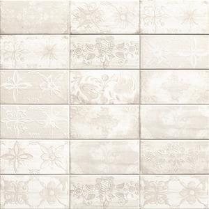 Mainzu Ceramica Mattonella MARANELLO 10x20 , Kitchen, Patchwork style style, Ceramic Tile, wall, Matte surface, Glossy surface, Non-rectified edge