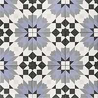 Tile RABAT,faux encaustic tiles Effect
