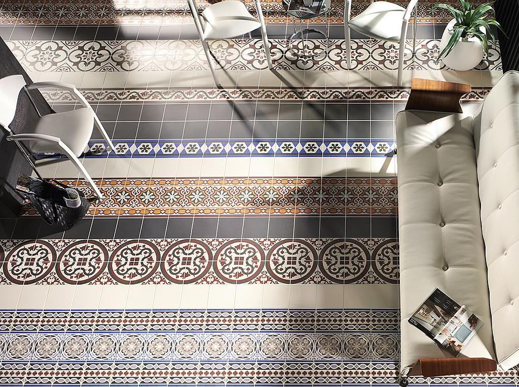 Carrelage c ramique victorian de mainzu tile expert - Azulejos mainzu ...