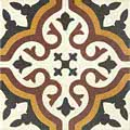 Mainzu Ceramica Victorian Centro Gotic Victorian 20*20 , Public spaces, Living room, Kitchen, Oriental style style, Patchwork style style, Victorian style style, Unicolor, Ceramic Tile, wall & floor, Matte surface, non-rectified edge, Shade variation V3