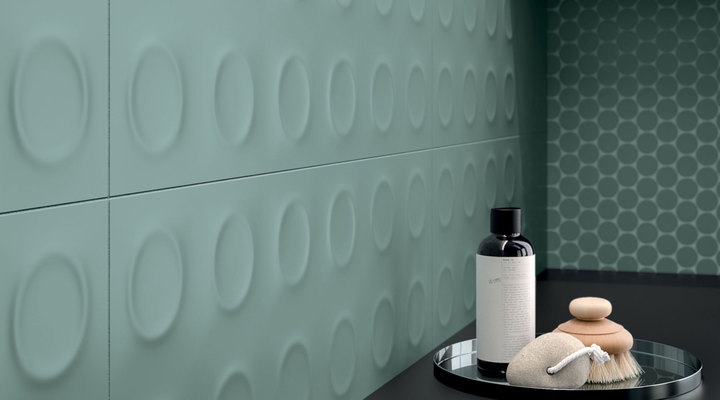 Piastrelle in ceramica bold di marca corona. tile.expert