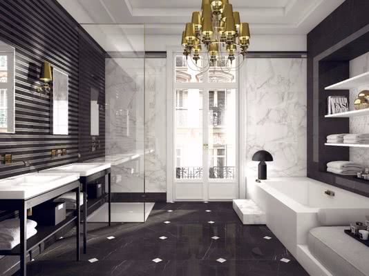 Deluxe Ceramic and Porcelain Tiles by Marca Corona. Tile.Expert ...