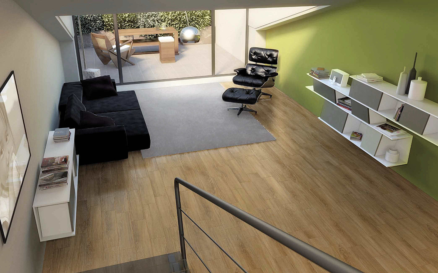 Marca: Easywood Ceramic And Porcelain Tiles By Marca Corona. Tile