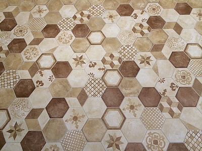 Poligoni: piastrelle esagonali pentagonali ottagonali : top 10 da