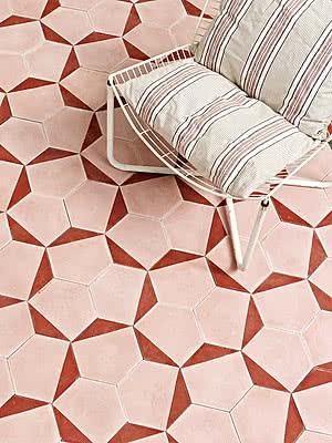 Claesson Koivisto Runes Cement Tiles by Marrakech Design. Tile ...