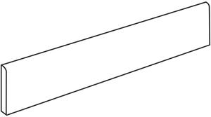 Mo.da Ceramica Over OVER SILVER BATTISCOPA 7,5x60 , Chambre à coucher, style Style patchwork, Effet effet béton, Grès cérame non-émaillé, revêtement mur et sol, Surface mate, Bord rectifié