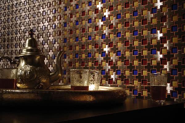 Mosaici dialoghi positivo di mosaico piu tile expert for Mosaico arredamenti