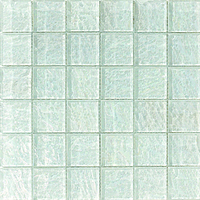 Mosaico piu Onde 0N.0246_48X48x8 , Bathroom, Living room, Kitchen, Avant-garde style style, Mother-of-pearl effect effect, wall, Glossy surface, non-rectified edge