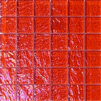Mosaico piu Onde 0N.0249_48X48x8 , Bathroom, Living room, Kitchen, Avant-garde style style, Mother-of-pearl effect effect, wall, Glossy surface, non-rectified edge