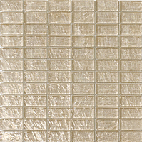 Mosaico piu Onde On.0239_23X48x8 , Bathroom, Living room, Kitchen, Avant-garde style style, Mother-of-pearl effect effect, wall, Glossy surface, non-rectified edge