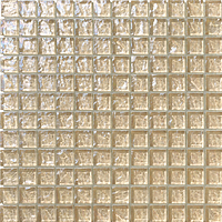 Mosaico piu Onde On.0862_23X23x8 , Bathroom, Living room, Kitchen, Avant-garde style style, Mother-of-pearl effect effect, wall, Glossy surface, non-rectified edge