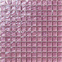 Mosaico piu Onde On.0873_23X23x8 , Bathroom, Living room, Kitchen, Avant-garde style style, Mother-of-pearl effect effect, wall, Glossy surface, non-rectified edge