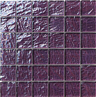 Mosaico piu Onde On.0888_48X48x8 , Bathroom, Living room, Kitchen, Avant-garde style style, Mother-of-pearl effect effect, wall, Glossy surface, non-rectified edge