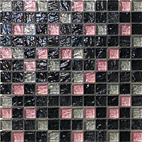 Mosaico piu Onde CR.0A63_23X23x8 , Bathroom, Living room, Kitchen, Avant-garde style style, Mother-of-pearl effect effect, wall, Glossy surface, non-rectified edge