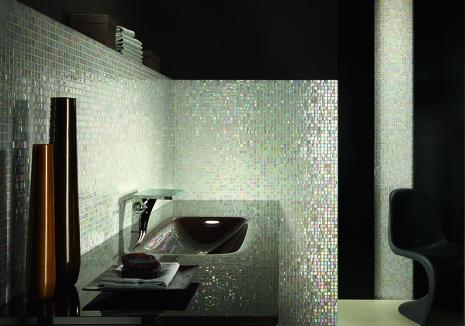 Tile Mosaico piu Perle
