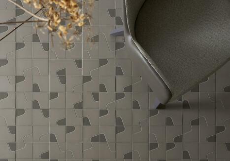 Carrelage Mosaico piu Quilt