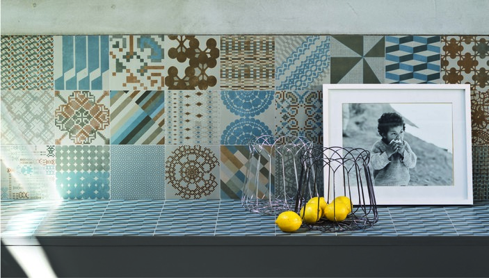 Piastrelle stile patchwork : top 10 da 451 collezioni. tile.expert