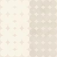 Mutina Ceramiche & Design Azulej PUA13_AzulejTrevoBianco20X20 , Cuisine, Séjour, Espace public, Salle de bain, style Style patchwork, style Style designer, Patricia Urquiola, Effet imitation carreaux de ciment, Effet effet béton, Grès cérame émaillé, revêtement mur et sol, Surface mate, Bord rectifié, Variation de nuances V2
