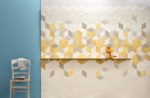 Tile Mutina Tex top-week