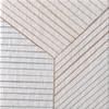Mutina Ceramiche & Design Tratti ISTR11_Triple10X10 , Designer style style, Inga Sempé, Living room, PEI IV, Glazed porcelain stoneware, wall & floor, Matte surface, non-rectified edge