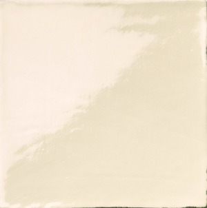 Natucer Stow STOW BONE 20 x 20 , Bathroom, Ceramic Tile, wall, Glossy surface, Uneven edge, Shade variation V4
