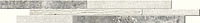 Naxos Ceramica Start 81102_List.SkemaWhiteClay07x60,5 , Bathroom, Kitchen, Wood effect effect, Concrete effect effect, 3D effect effect, Patchwork style style, Ceramic Tile, Glazed porcelain stoneware, wall & floor, Matte surface, Rectified edge, non-rectified edge, Shade variation V2