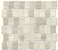 Naxos Ceramica Start 81131_Mos.RawAlwoodGrey26X30 , Bathroom, Kitchen, Wood effect effect, Concrete effect effect, 3D effect effect, Patchwork style style, Ceramic Tile, Glazed porcelain stoneware, wall & floor, Matte surface, Rectified edge, non-rectified edge, Shade variation V2