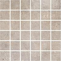 Naxos Ceramica Start 82028_StartTaupeMos.4,7X430x30MostozzettoSuRete , Bathroom, Kitchen, Wood effect effect, Concrete effect effect, 3D effect effect, Patchwork style style, Ceramic Tile, Glazed porcelain stoneware, wall & floor, Matte surface, Rectified edge, non-rectified edge, Shade variation V2