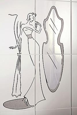 York Porcelain Tiles By Novabell Tileexpert Distributor Of - Black-and-white-bathroom-york-by-novabell