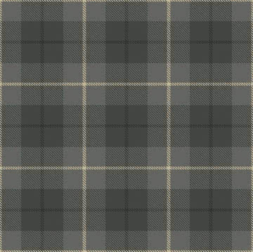 Ornamenta Tartan TN6060G_GREY 60x60 , Contemporary style style, Fabric (wallpaper) effect effect, Bathroom, Public spaces, Bedroom, Glazed porcelain stoneware, wall & floor, Matte surface, non-rectified edge