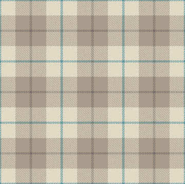 Ornamenta Tartan TN6060P_PEARL 60x60 , Contemporary style style, Fabric (wallpaper) effect effect, Bathroom, Public spaces, Bedroom, Glazed porcelain stoneware, wall & floor, Matte surface, non-rectified edge