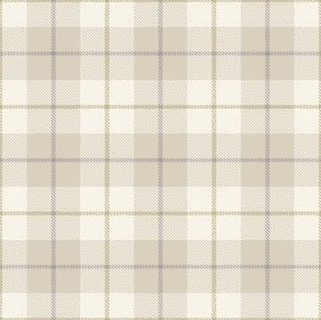Ornamenta Tartan TN6060W_WHITE 60x60 , Contemporary style style, Fabric (wallpaper) effect effect, Bathroom, Public spaces, Bedroom, Glazed porcelain stoneware, wall & floor, Matte surface, non-rectified edge